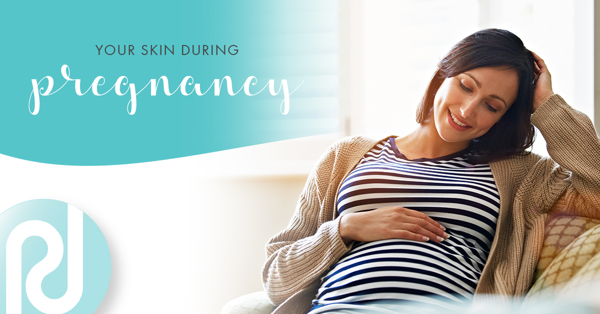 What Happens to Your Skin During Pregnancy